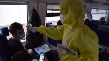 Egy rohamasabban terjed a koronavírus-fertőzés Ukrajnában - illusztráció