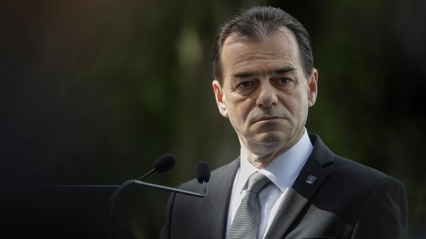 Ludovic Orban kormányfő