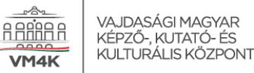 A Vajdasági Magyar Képző-, Kutató- és Kulturális Központ (VM4K) Az első 100 év címmel kisebbségi kerekasztal-beszélgetést szervez - A cikkhez tartozó kép