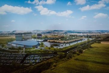 Erdély legnagyobb rendezvényközpontját építenék meg Maros megyében - A cikkhez tartozó kép