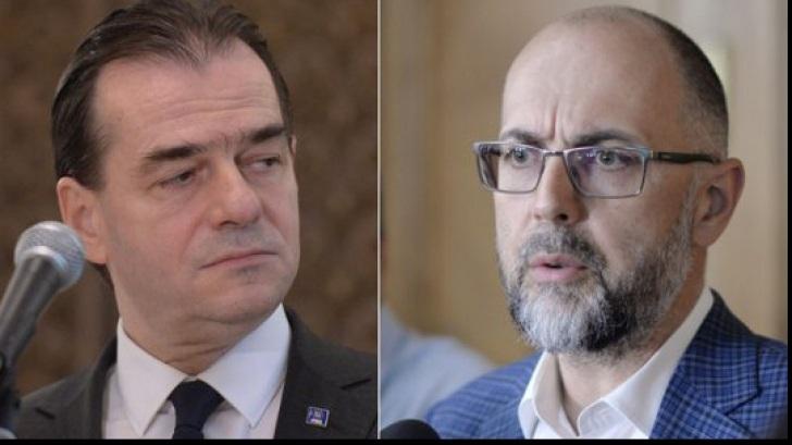 Ludovic Orban és Kelemen Hunor