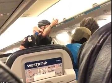 Töröltek egy kanadai járatot, mert egy kisgyereken nem volt maszk - A cikkhez tartozó kép