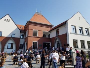 Magyar óvodát és bölcsődét adtak át az erdélyi Zilahon - A cikkhez tartozó kép