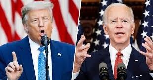 Trump és Biden