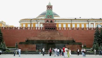 A negatív reagálások miatt törölték a moszkvai Vörös téri mauzóleum hasznosítására kiírt ötletpályázatot - illusztráció