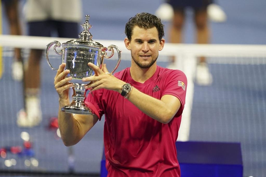 Új Grand Slam-bajnokot avattak New Yorkban