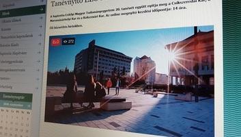 A járvány miatt vegyes rendszerben kezdte el 20. tanévét a Sapientia erdélyi egyetem - illusztráció