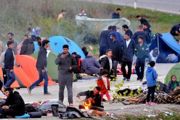 Boszniába az idén 40 százalékkal kevesebb migráns lépett be - A cikkhez tartozó kép