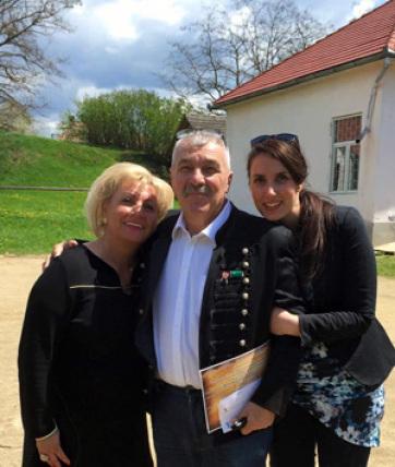 Mihályi Magdolna kapja az idei Tamási Áron-díjat - A cikkhez tartozó kép