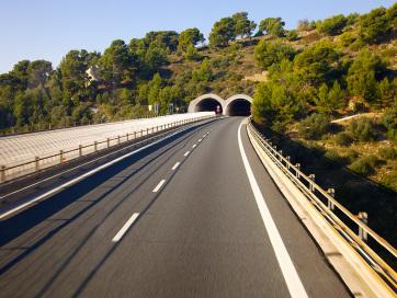 A szerb kormány elfogadta a Tarcalon át vezető korridor építésére vonatkozó szerződést - A cikkhez tartozó kép