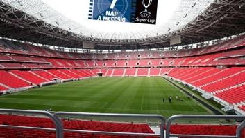 Európai Szuperkupa: Az UEFA továbbra is nézők előtt rendezné a budapesti meccset - illusztráció