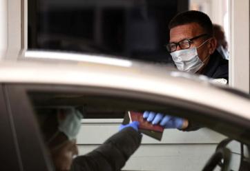 A külföldről hazatérő szerbiaiak holnaptól külön felügyelet alá kerülnek - A cikkhez tartozó kép