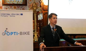 Szabadka: A közlekedésbiztonság mellett a turizmus fejlődését is serkentik a kerékpárutak - A cikkhez tartozó kép