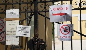 Újvidéken 250 koronavírussal fertőzött személy van, bizonytalan a járványügyi helyzet - A cikkhez tartozó kép