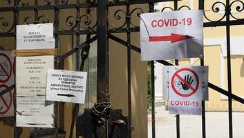 Újvidéken 250 koronavírussal fertőzött személy van, bizonytalan a járványügyi helyzet - illusztráció