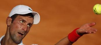 Tenisz: Đoković legyőzte Krajinovićot Rómában - illusztráció