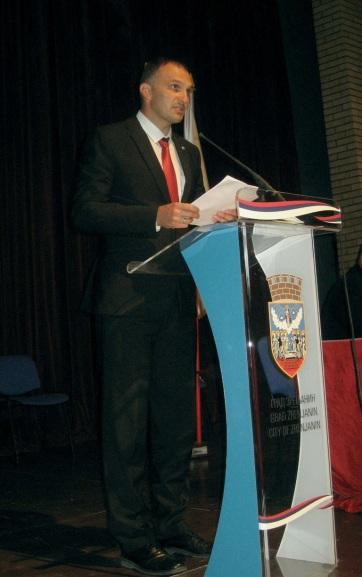 Nagybecsekerek: Új polgármestert kapott a város Simo Salapura személyében - A cikkhez tartozó kép