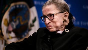 """Meghalt Ruth Bader Ginsburg, a leghíresebb amerikai bíró, Trump szerint """"káprázatos asszony volt"""" - illusztráció"""