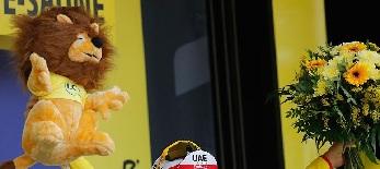 Tour de France: Pogаčar időfutam-győzelmével átvette a sárga trikót - illusztráció