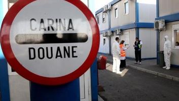 Életbe lépett az új koronavírus-rendelet, kiürültek a szerbiai határátkelők - illusztráció