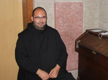 Fratar Damijan, mladi apotekar iz Malog Iđoša u milosrdnom redu - A cikkhez tartozó kép