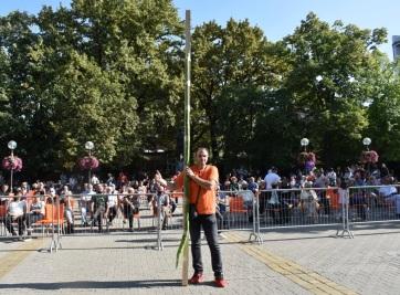 Töknapok Nagykikindán: A 600 kilós óriás Csúrogról érkezett - A cikkhez tartozó kép