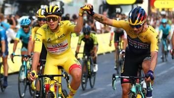 Tour de France: Pogačar a győztes - illusztráció