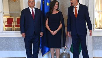 Novák Katalint a családokért felelős tárca nélküli miniszterré nevezték ki - illusztráció