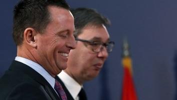 Dačić szerint az amerikai küldöttség látogatása után folytatódhatnak a tárgyalások az új kormányról - illusztráció