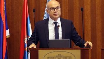 Miloš Vučević marad Újvidék polgármestere - illusztráció