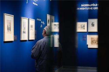 Trianon-kiállítás nyílt a Magyar Nemzeti Galériában - A cikkhez tartozó kép