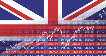 Jelentősen elmaradt a várakozástól a brit gazdaság augusztusi növekedése - A cikkhez tartozó kép