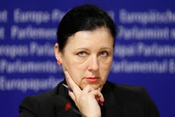 Vera Jourová visszautasította a magyar bírálatokat - A cikkhez tartozó kép