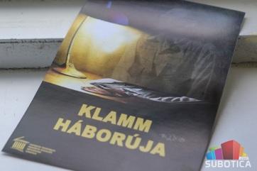 Szabadkai Népszínház: Klamm háborúja környezetével és önmagával - A cikkhez tartozó kép