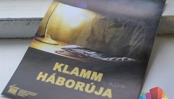Szabadkai Népszínház: Klamm háborúja környezetével és önmagával - illusztráció