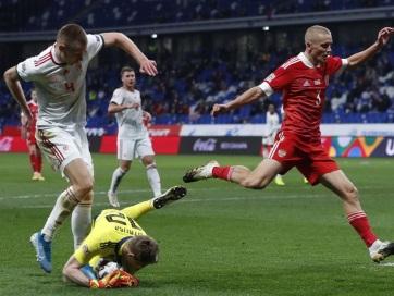 Labdarúgás NL: Döntetlent játszott a magyar és a szerb válogatott is - A cikkhez tartozó kép