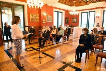 Magyar állami kitüntetéseket adtak át Palicson - A cikkhez tartozó kép