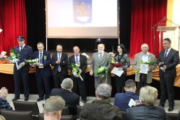 Topolya: Átadták a Pro Urbe díjakat - A cikkhez tartozó kép