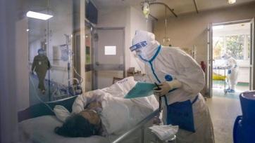 A koronavírus fertőzöttek számának növekedése miatt kritikus a helyzet szlovén kórházakban - A cikkhez tartozó kép