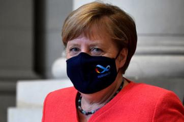 A német kancellár otthonmaradásra szólította fel a lakosságot - A cikkhez tartozó kép