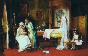 Rekordáron kelt el Munkácsy egyik festménye New Yorkban - A cikkhez tartozó kép