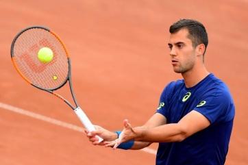 Tenisz: Györe László döntőbe jutott a szardíniai tornán - A cikkhez tartozó kép