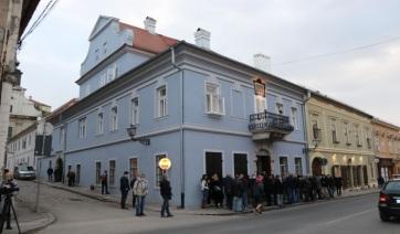 Péterváradon ünnnepélyes keretek között megnyílt a Jelasics emlékház - A cikkhez tartozó kép