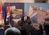 ...Gordan Grlić Radman horvát külügyminiszter jelenlétében adták át a létesítményt - miniatűr változat