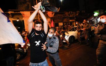 Folytatódnak a Netanjahu-ellenes tüntetések Izraelben - A cikkhez tartozó kép