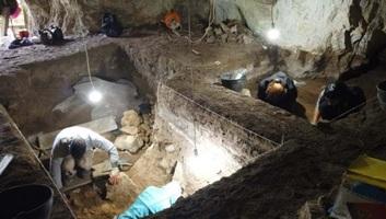 Értékes leletekre bukkantak a régészek a majdanpeki bányákban - illusztráció