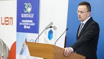 Szijjártó: A magyar vállalatok nyugat-balkáni beruházásainak támogatása hozzájárul a nemzetgazdaság erősítéséhez - illusztráció