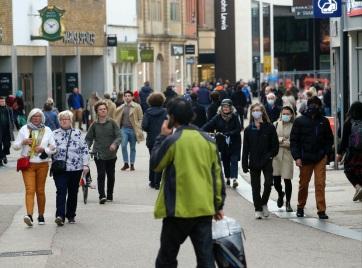 A brit kormány elrendelte a legmagasabb készültséget Manchesterben és környékén - A cikkhez tartozó kép