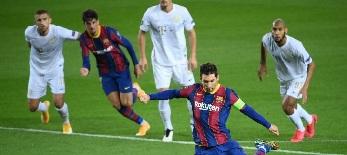 Labdarúgás BL: Négy góllal kapott ki Barcelonában a Ferencváros - illusztráció