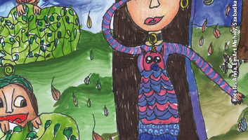 Jó Pajtás (2020. október 22.): Hasznosan és kellemesen telt a Gyermekhét Óbecsén - illusztráció